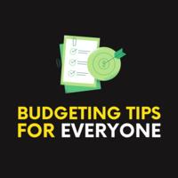 Budgeting tips for everyone with bullseye