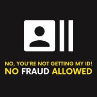No fraud allowed