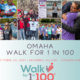 Omaha Walk for 1 in 100