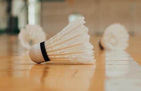 Intramural Badminton Tournament