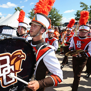 BGSU Alumni Falcon Marching Band Reunion
