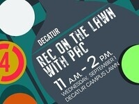 REC on the Lawn with PAC