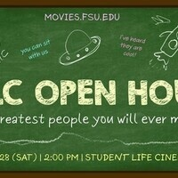 The Greatest People You'll Ever Meet: ASLC Open House