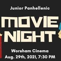 Junior Panhellenic Movie Night