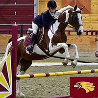 UMN Crookston Equestrian - Hunt Seat at University of Wisconsin - River Falls