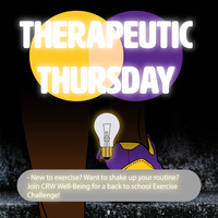 Therepeutic Thursdays - HSC Well-Being Center