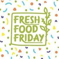 Fresh Food Fridays - MCSC Well-Being Hub