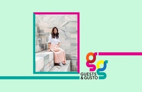 Start new ventures with design entrepreneur Natasha Baradaran on 'Guests and Gusto'
