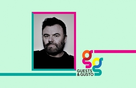 Take creative risks with brand-builder, innovation expert Roy Sharples on 'Guests and Gusto'