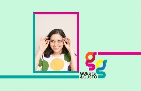 Find beauty in small things with designer, illustrator Josefina Schargorodsky on 'Guests and Gusto'