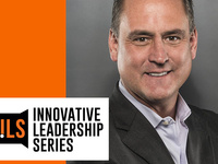 Doug Lebda, founder, chairman and CEO of LendingTree. Presented by the Clemson MBA Innovative Leadership Series