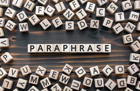 Paraphrasing Workshop