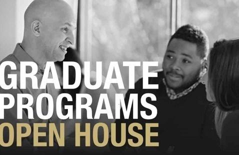 Graduate Programs Open House (virtual)