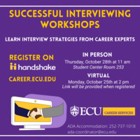 Successful Interviewing Workshops