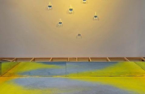 Hudgens art exhibition