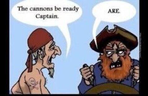 Agreement comic