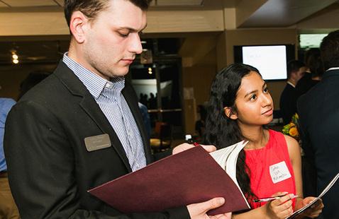 Biz+STEM Career Week: Networking Session