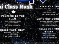 Sigma Sigma Rho Recruitment Events