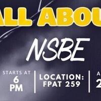 National Society of Black Engineers General Body Meeting