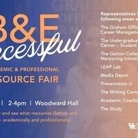 B&E Successful - Resource Fair