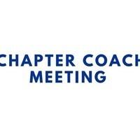 Chapter Coaching - September