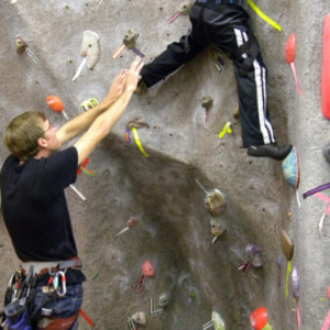 FREE Climbing at the Student Rec Center Climbing Wall