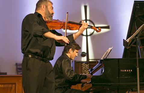 NWSA Music Faculty Recital