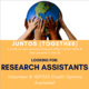 Seeking Research Assistants for Project JUNTOS (TOGETHER) Lab
