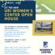Women's Center Open House - Grand Opening!