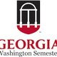 Washington Semester Program- Spring 2022 Priority Deadline