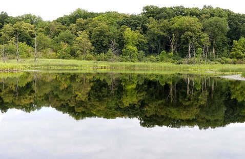 Lake Lonidaw, Pokagon State Park