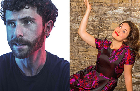 Learning from Performers: Matthew Aucoin '12 and Erin Morley