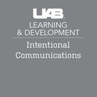 Intentional Communication: Trust