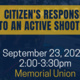 Citizen's Response to Active Shooter Event Training