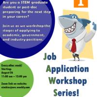 NIMBioS Job Application Workshop Series