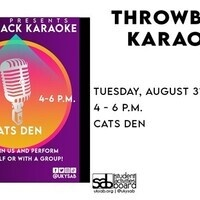 Throwback Karaoke