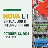NOVA IET Job & Internship Fair