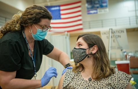 Free COVID vaccination Clinic