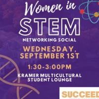 Women in STEM Networking Social