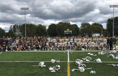 Men's Lacrosse Reunion