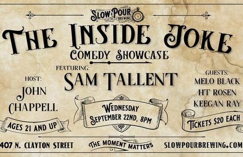 The Inside Joke Comedy Showcase