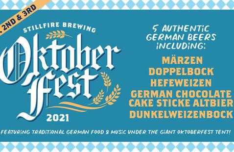 Oktoberfest at StillFire Brewing