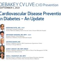 DeBakey CV Live: CVD Prevention