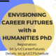 Envisioning Career Futures with a Humanities PHD Retreat - Day 1