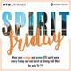 Spirit Friday @ DHW