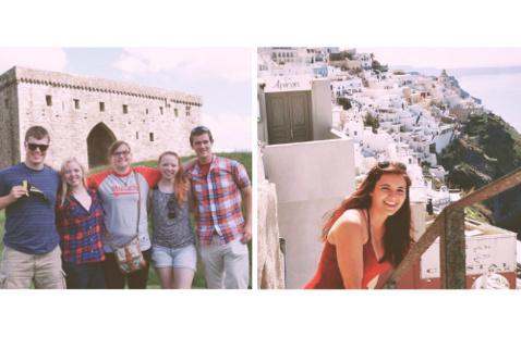 Virtual Study Abroad Fair: Faculty-Led Study Abroad - Cumbria and Greece