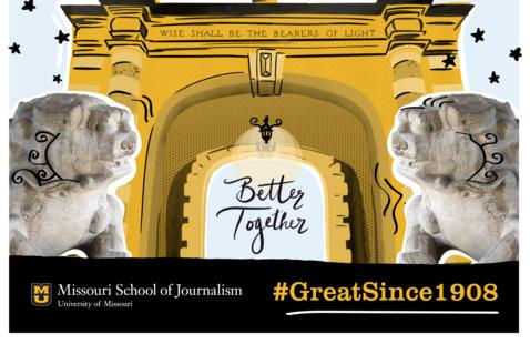 Missouri School of Journalism Founder's Day