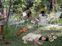 Yerke Abuova and Melody Zhou: Greetings from Nowhere