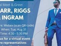 Meet & Greet: Carr, Riggs & Ingram