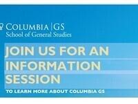 Virtual Admission Presentation - Columbia University School of General Studies (Honors @ Perimeter)